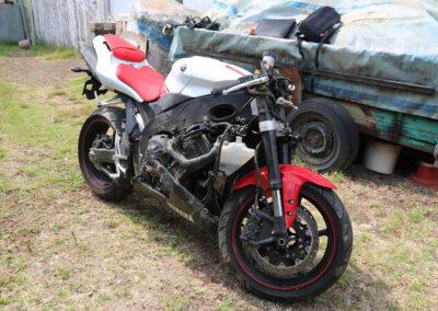 Unfallgutachten Motorrad 1